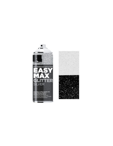 COSMOSLAC EASY MAX METALLIC SPRAY 400ML